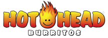 Hot Head Burritos Logo